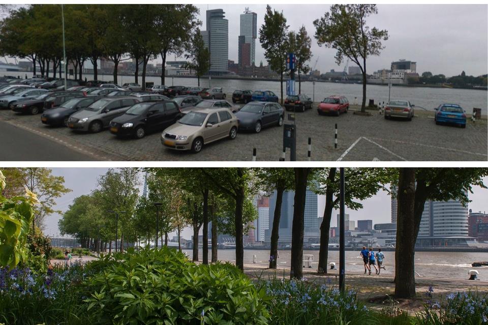 Parkeren In Voortuin : Beleidsregeling parkeernormen auto en fiets gemeente rotterdam