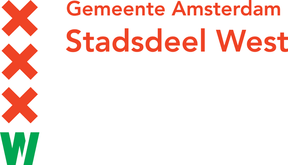 Logo Amsterdam - West