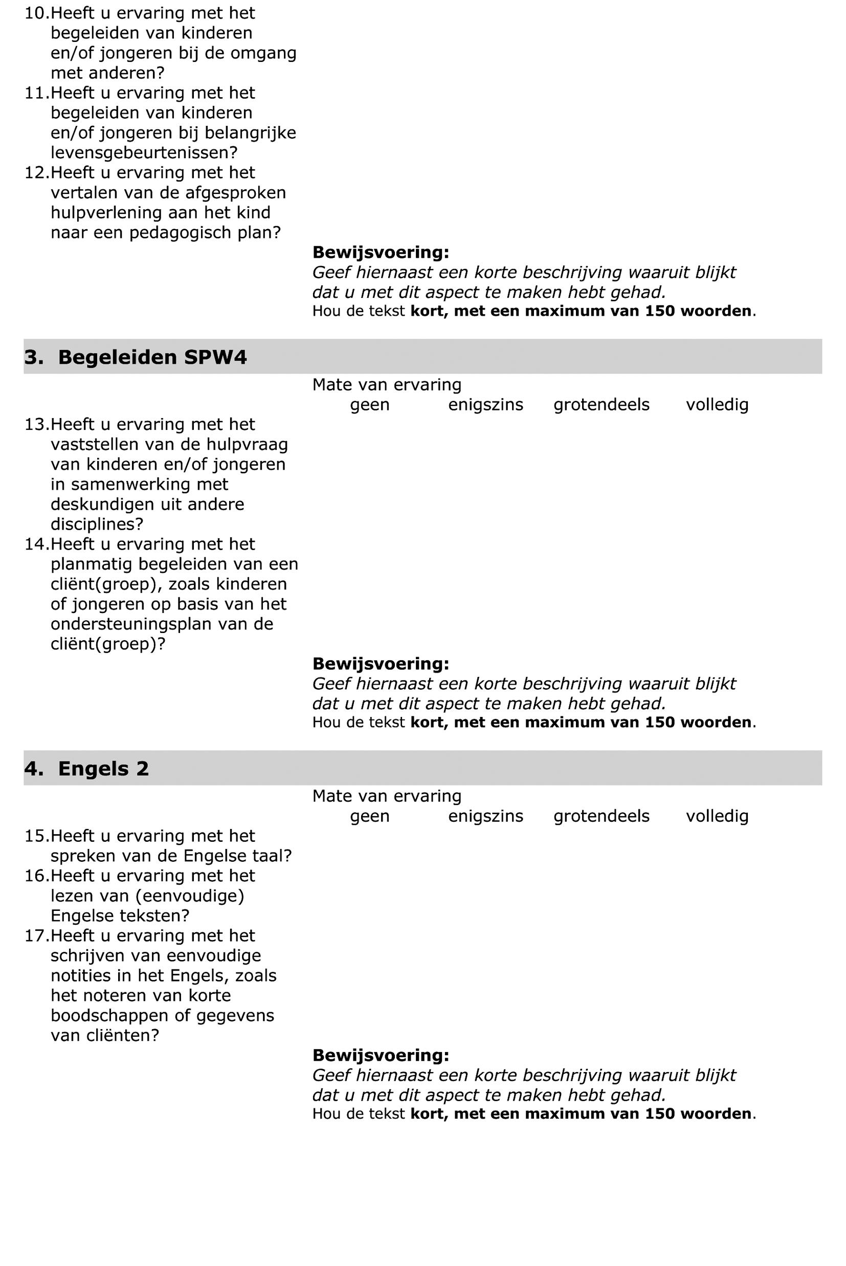 plan van aanpak voorbeeld spw Besluit van de Minister van Sociale Zaken en Werkgelegenheid van 4  plan van aanpak voorbeeld spw